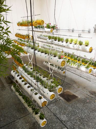 A Hydroponic Vision For The Future Of Architecture Hydroponic Gardening Hydroponics Easy Garden