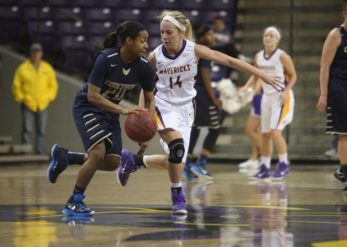 Msu Women Fall To Concordia St Paul With Images Concordia Mankato Womens Basketball