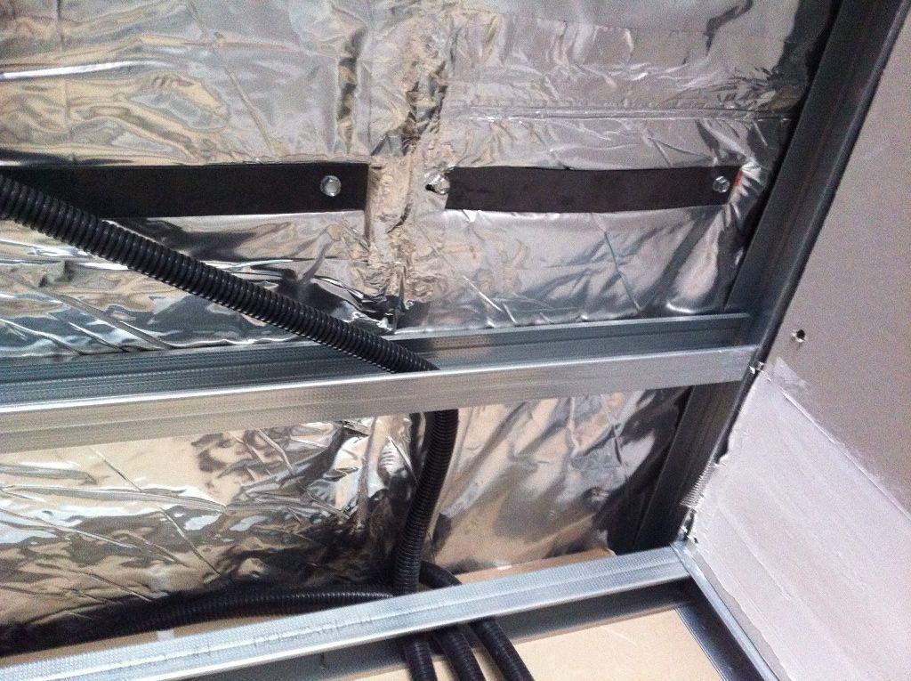 Paso de instalaciones trasdosado pladur aislamiento - Aislamiento termico para casas ...