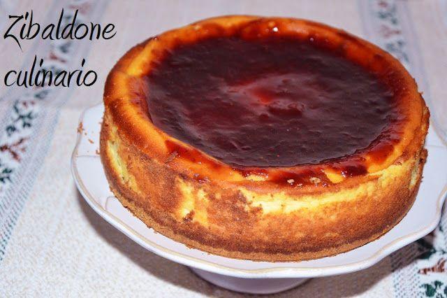 Zibaldone culinario: Cheesecake alle fragole