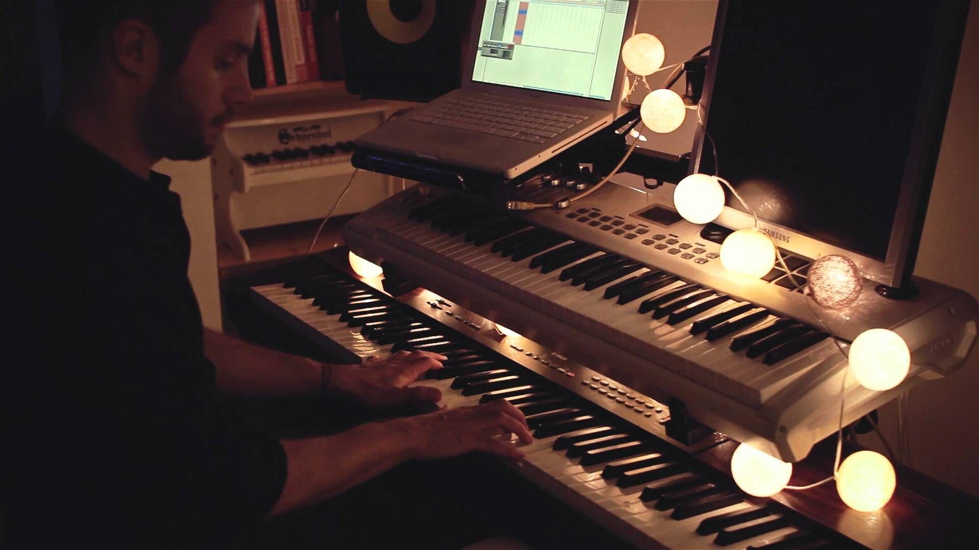 Hq Hallelujah Instrumental Piano Cover By Jacu Instrumental