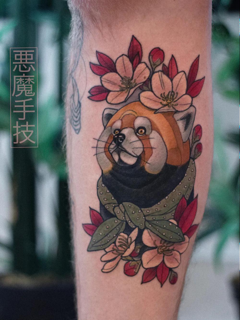 Tattoo uploaded by Tattoodo Cherry blossom tattoo by