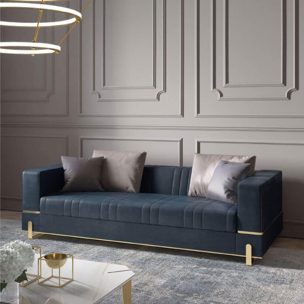 H H Studio Grand 2p By Capital Collection Modern Sofa Designs Sofa Design Living Room Designs