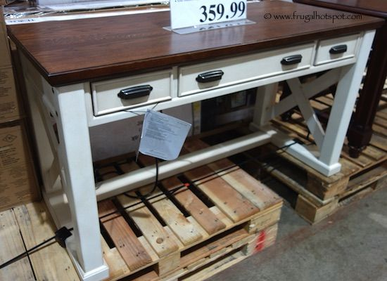 Costco Universal Furniture Broadmoore Writing Desk 359 99