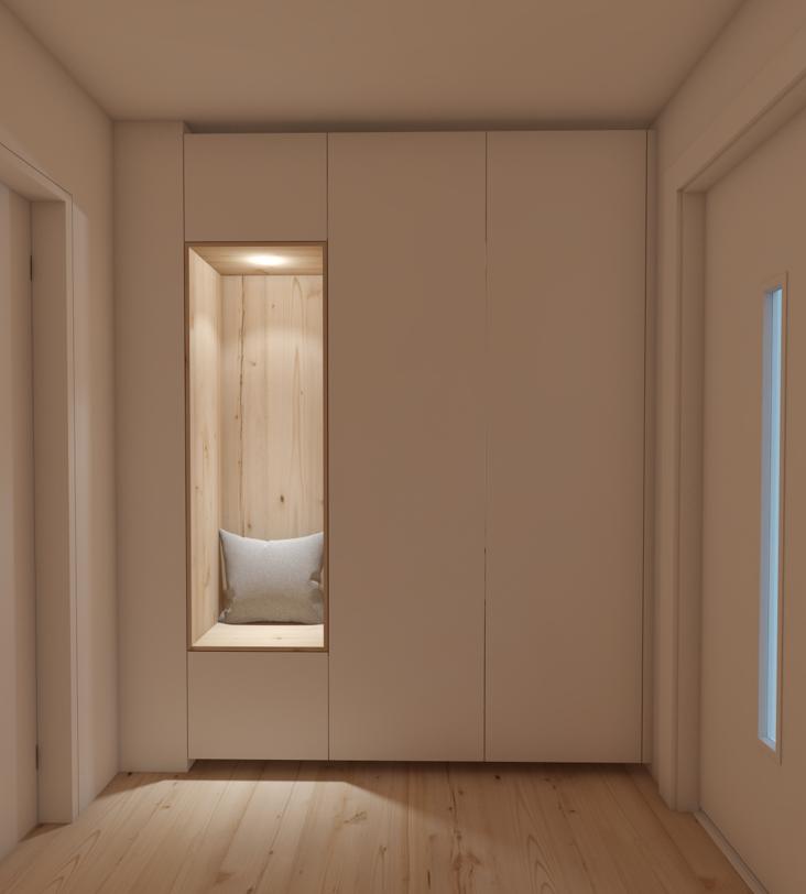 meister des handwerks garderoben flure und einbauschrank. Black Bedroom Furniture Sets. Home Design Ideas