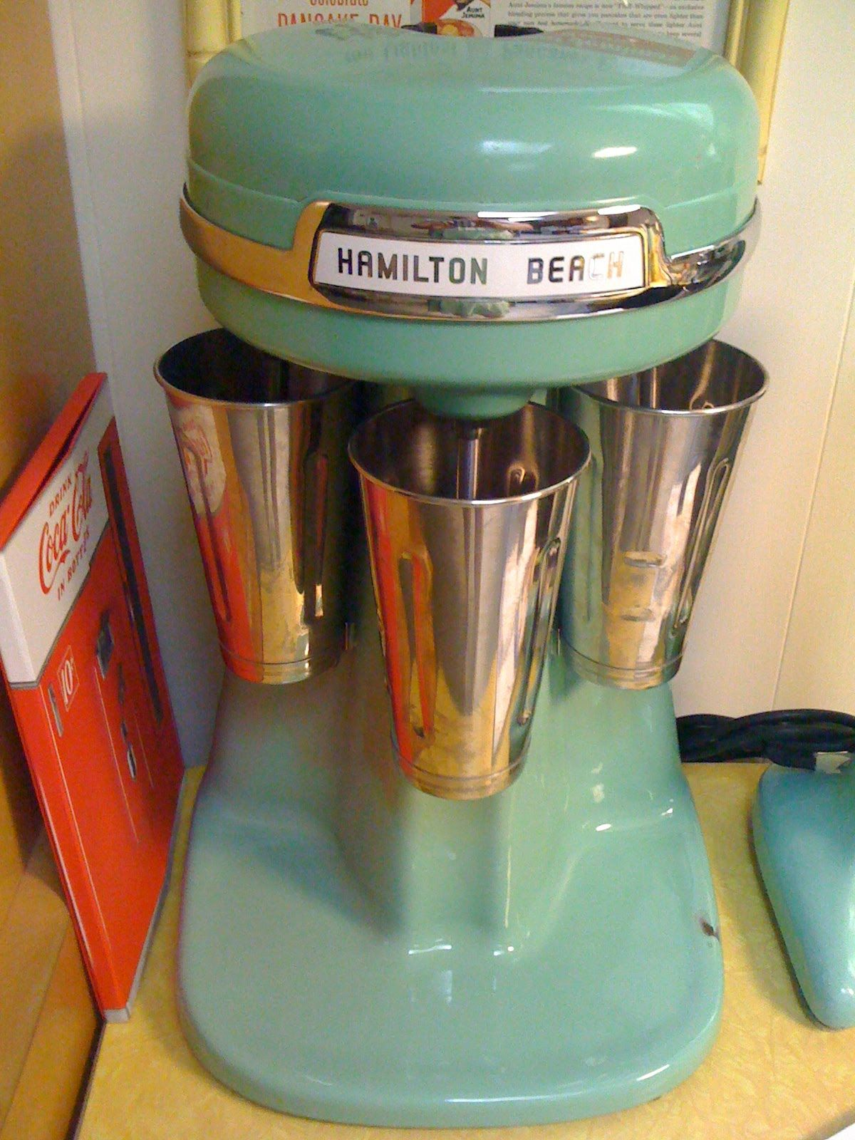 awesome for the milkshake bar - Milkshake Machine