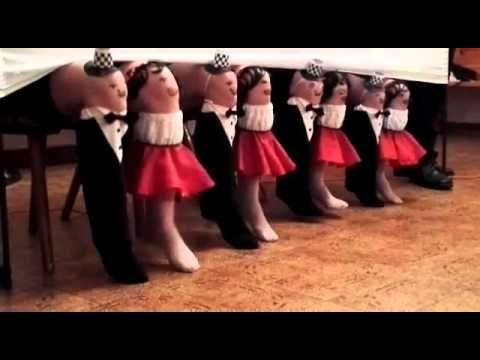 Knieballett 2012 Youtube Radetzky Marsch 60 Geburtstag