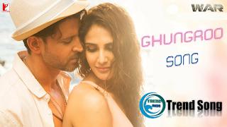 Ghungroo Song Download Mp3 320kbps War In 2020 Songs Trending Songs Bollywood Songs
