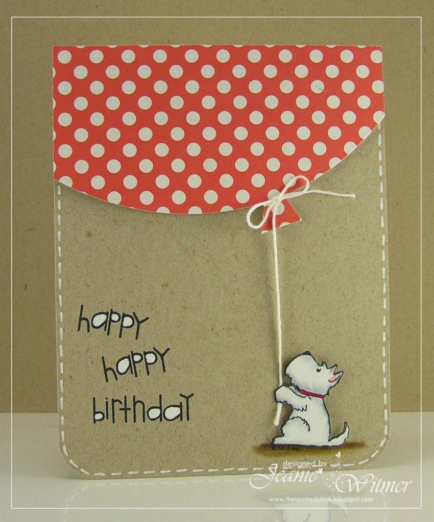 Happy birthday card card makingain and simple pinterest happy birthday card m4hsunfo