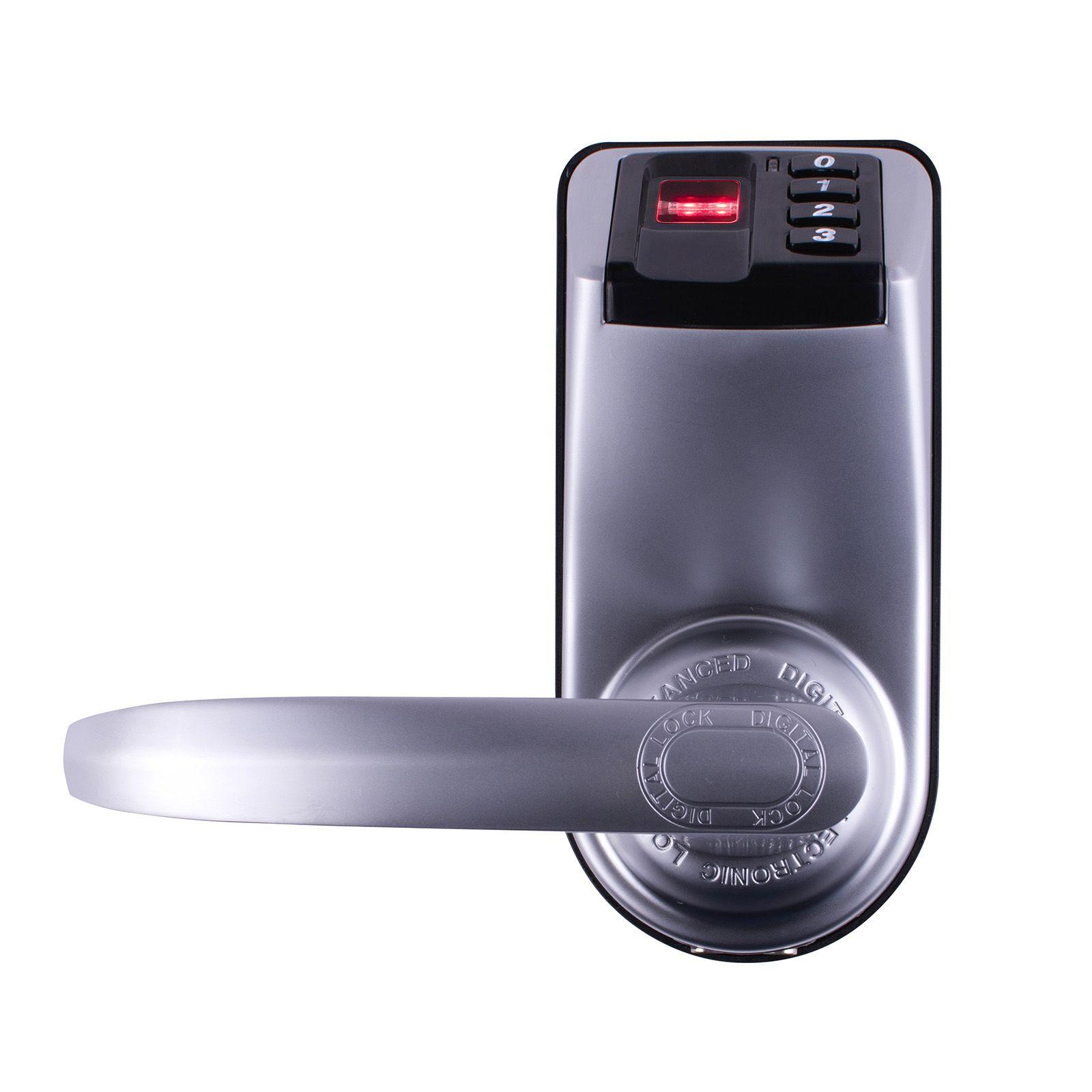 Adel 3398 Trinity door lock fingerprintsPIN and mechanical key to open the door  sc 1 st  Pinterest & Adel 3398 Trinity door lock: fingerprintsPIN and mechanical key ...