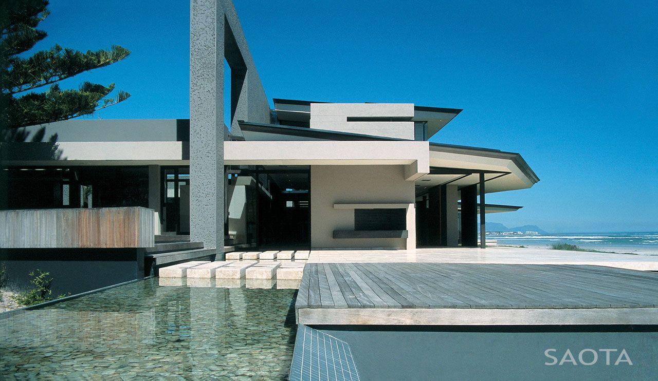 Stefan Antoni Olmesdahl Truen Architects SAOTA have