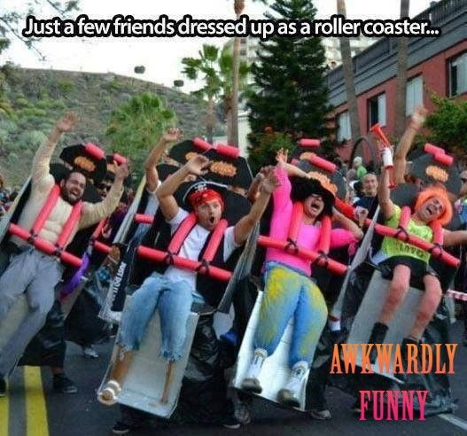 LOL! Check this out Crazy Rollercoaster