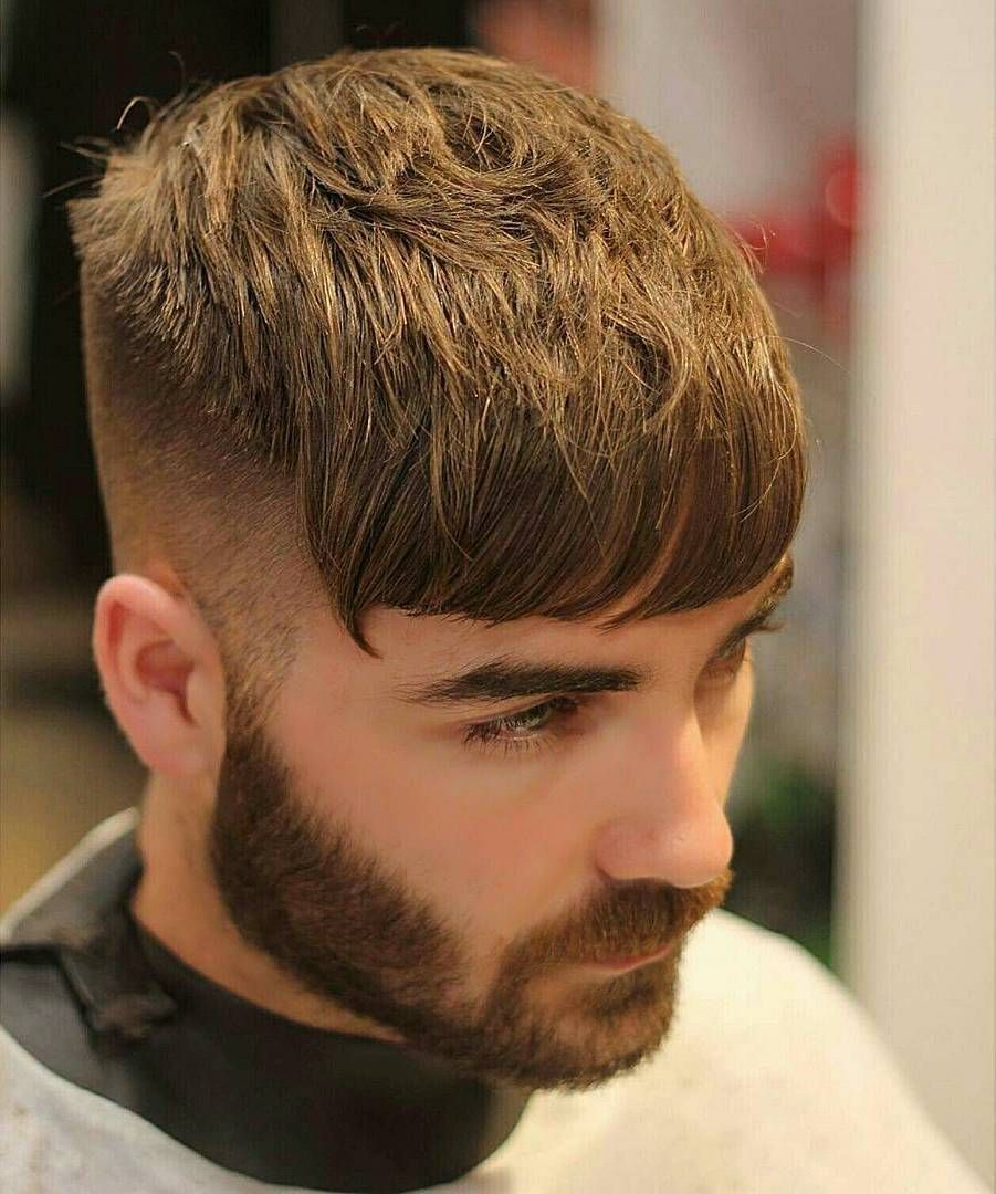 Stylish haircuts for men with thick hair  hairstyles for thick hair menus  mens hairstyles  pinterest