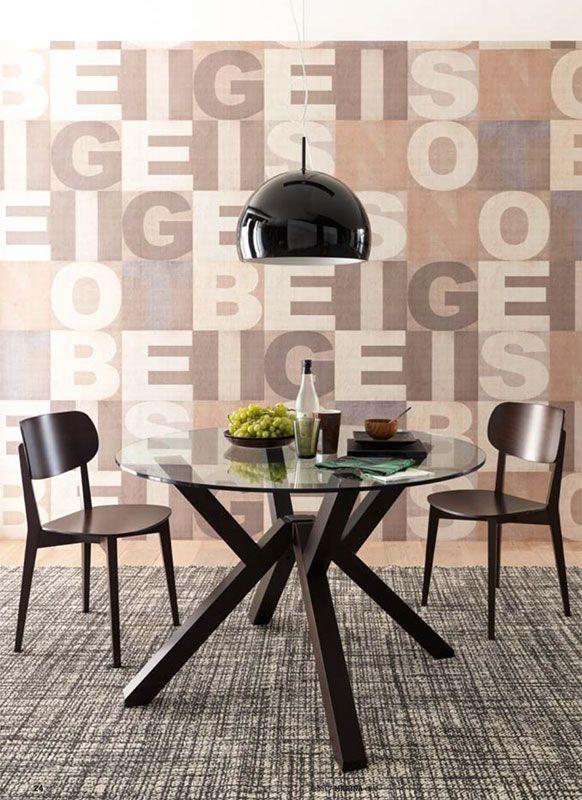 FEBAL PRESENTA una rinnovata gamma di tavoli e sedie per permettere ...