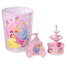 Etonnant Disney Princess Bath Ensemble