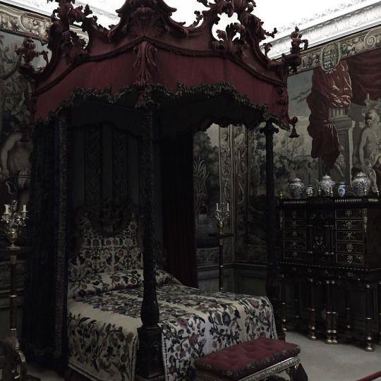 victorian bedroom gothic … | Pinteres…