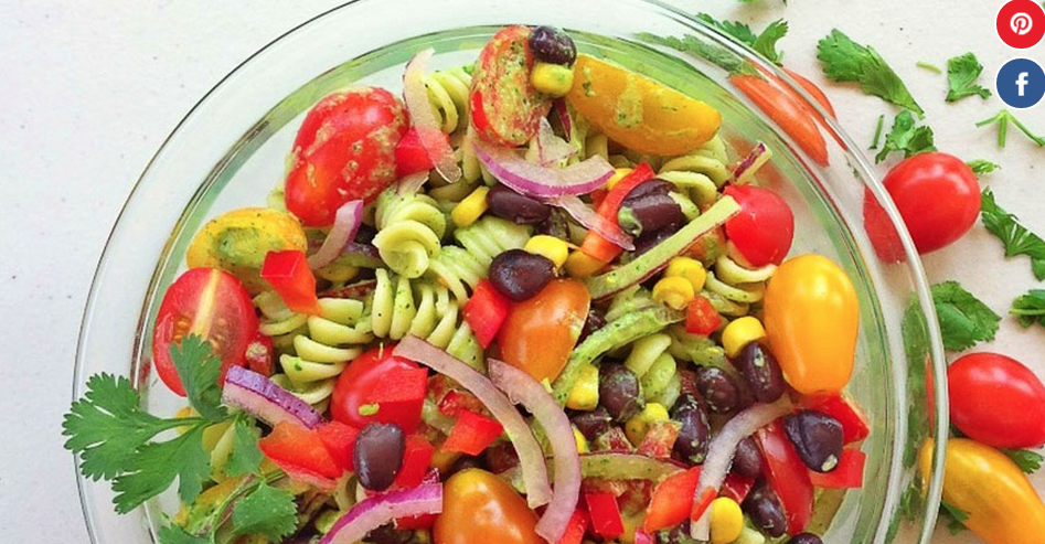 6 protein-packed salads you can throw together in minutes http://on.self.com/1e40BM4