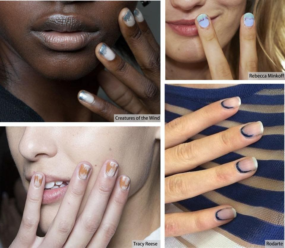 Nail Trend 2015 Spring Summer】 Less is so much more! Having invaded ...