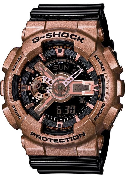 df0238522a53c6 G-Shock XL Classic Black/Rose Gold -Limited Edition | *Frosting* in ...