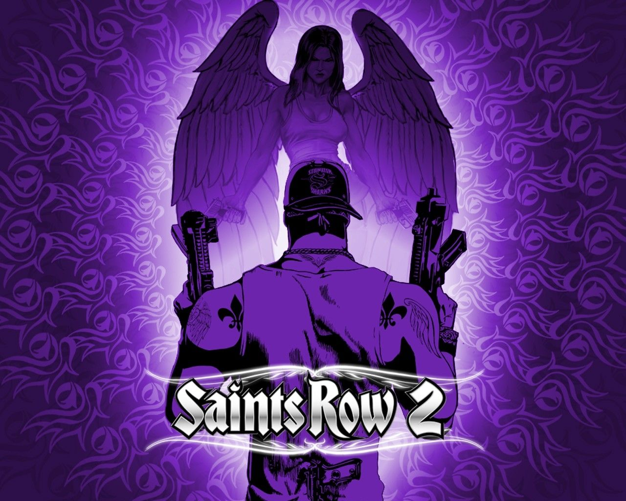 Saint S Row 2 I Can T Wait Til I Get A New Better Computer So I