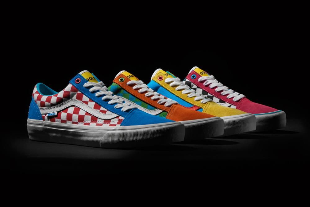 "006b0647ce107e Tyler the Creator s Vans Old Skool ""Golf Wang"""