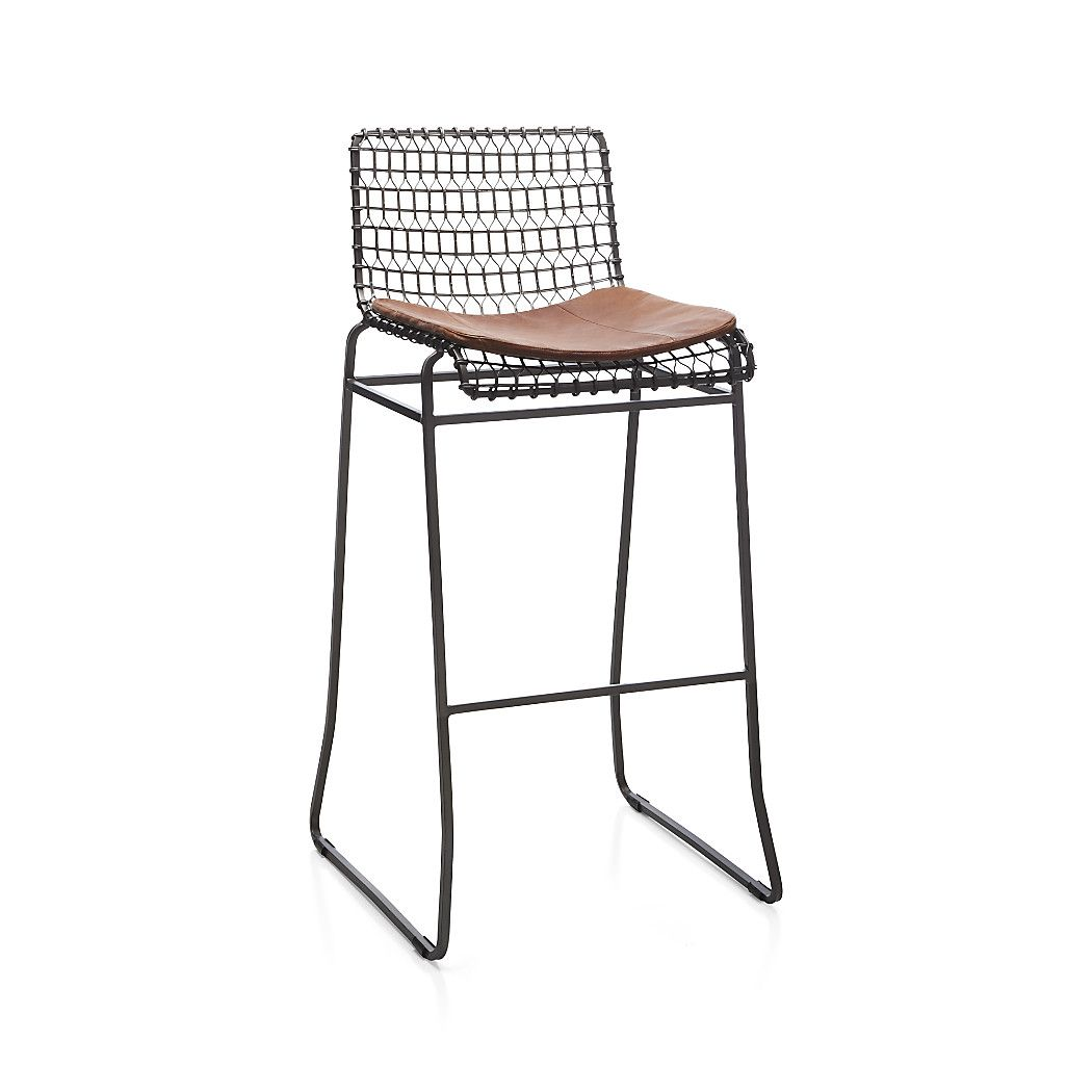 Shop Tig Metal Bar Stool. We relied on a team of highly skilled ...