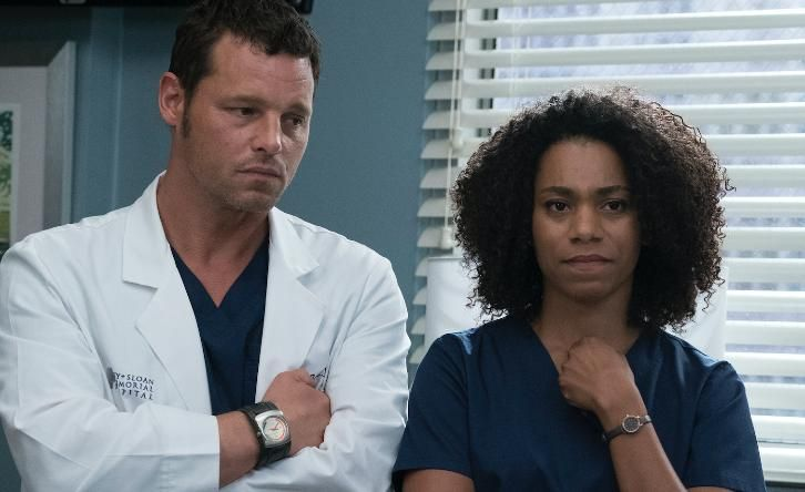 Grey\'s Anatomy - Episode 14.04 - Ain\'t That a Kick in the Head ...