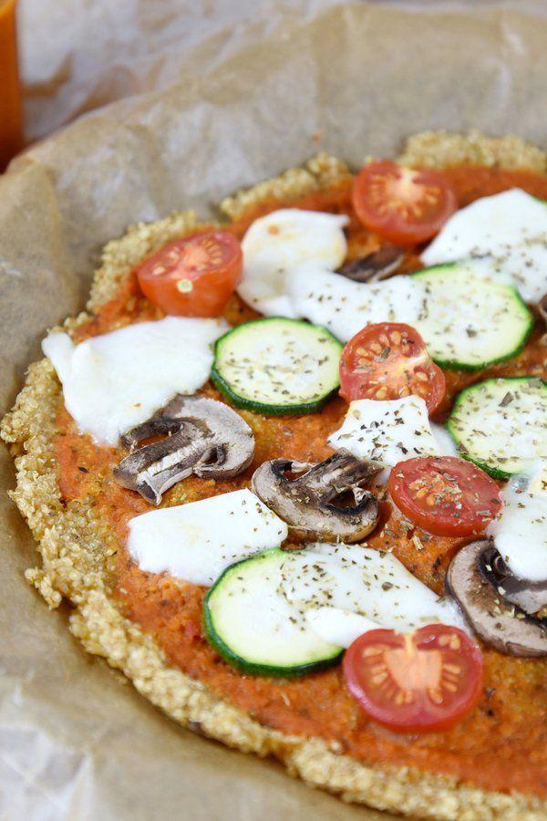 Photo of Quinoa Pizza: A simple recipe to imitate