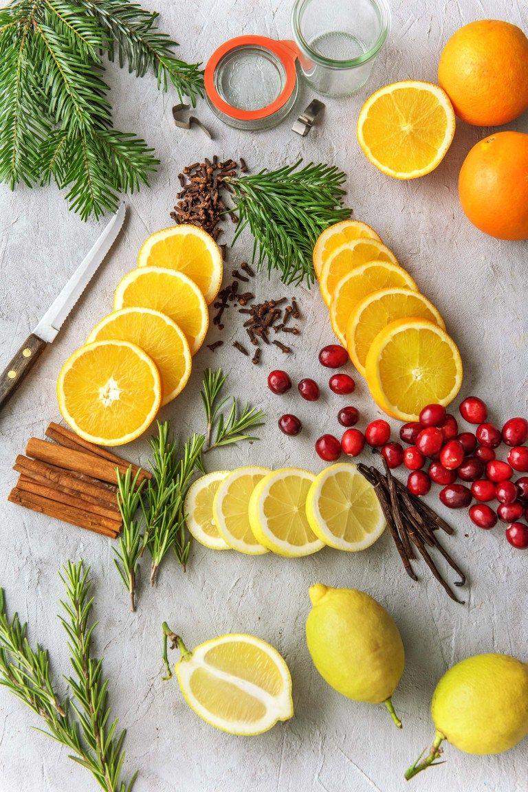 Photo of Make Christmas fragrance yourself
