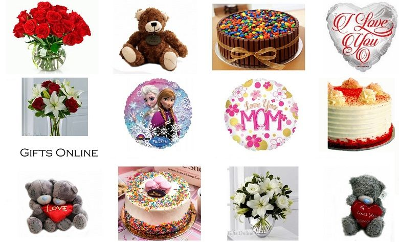 Send Online Birthday Balloons And Gifts Delivery Services In Amman Jordan From Giftsonlinejo Visit Our Website To Find Of Various Designs