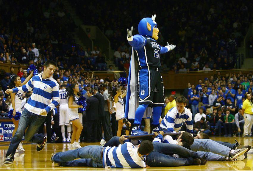 WIPEOUT. Duke vs. GA Tech, photo courtesy of Duke