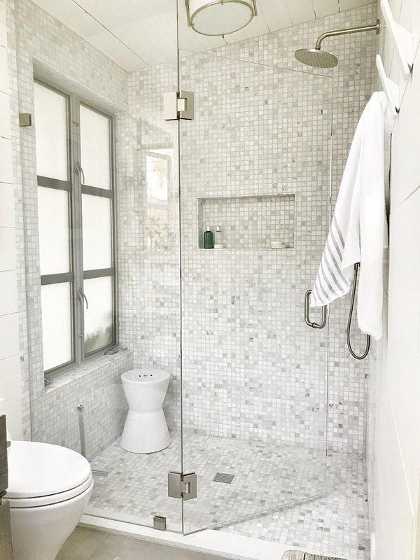 More Concerning The Photo Here Remodeling Small Bathroom Ideas In 2020 Mosaic Bathroom Mosaic Tile Bathroom Floor Mosaic Bathroom Tile