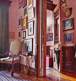 Design Crush Wes Anderson Films Wes Anderson Decor Pink Walls