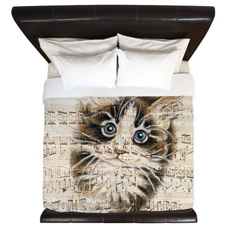 King Duvet on CafePress.com