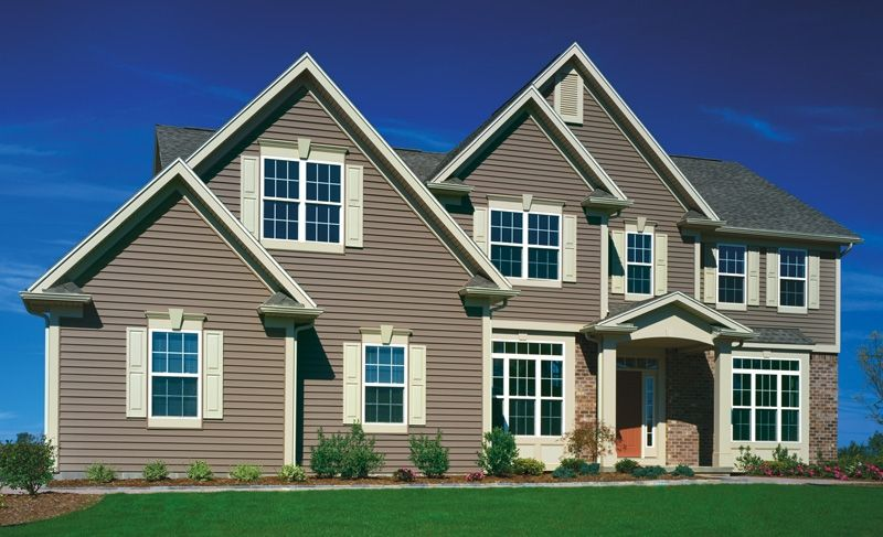 Charming Vinyl Siding Colors On Houses #8: House · House Siding Colors ...