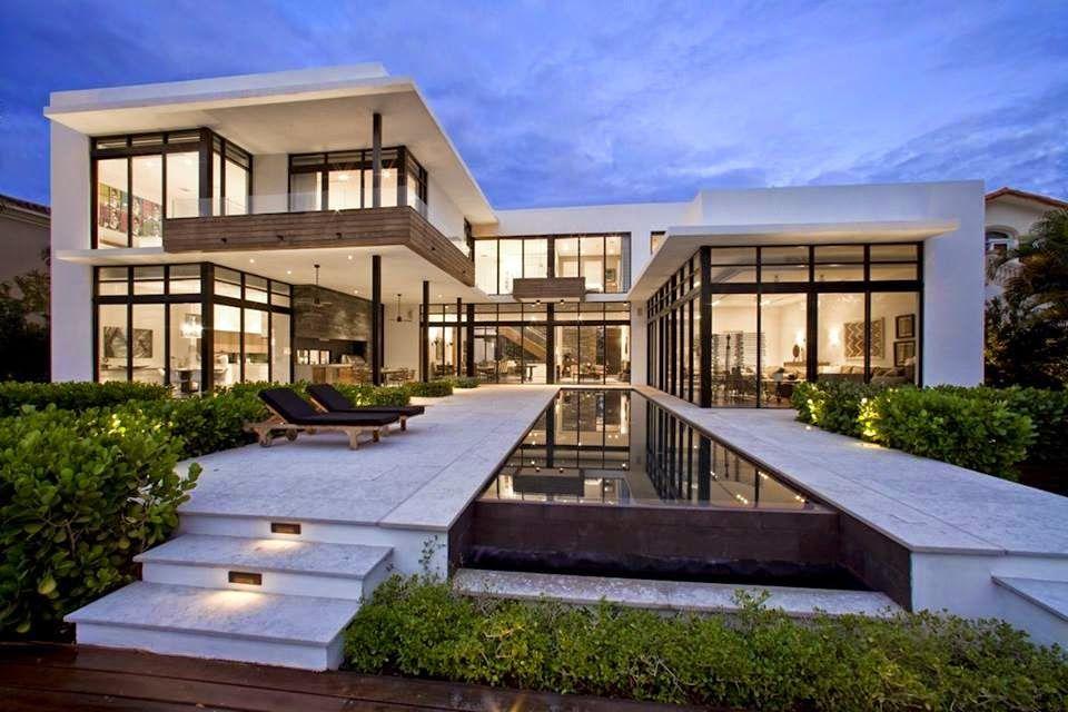 30 Fachadas De Casas Modernas Dos Sonhos Em 2019 Design