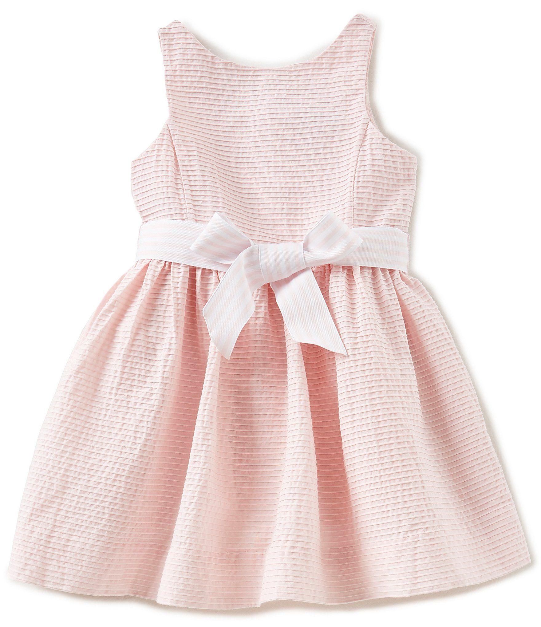 Wedding dresses dillards  Ralph Lauren Childrenswear Little Girls TX Pintucked FitAnd