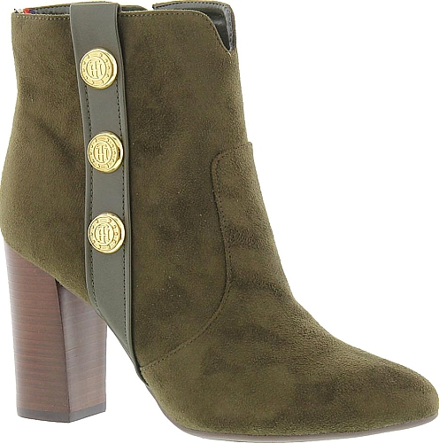 be03c750867d Get ready for the Tommy Hilfiger Domain. Adorable boots by the brand Tommy  Hilfiger pictured in Ivy. Without fail you will feel amazing when you wear  these ...