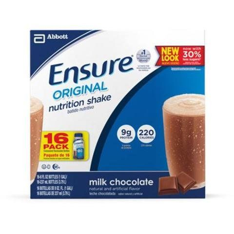 Ensure Original Nutrition Shake with 9 grams of protein