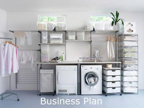 Contoh Penyusunan Bisnis Plan Laundry Yang Benar Ruang Cuci Baju