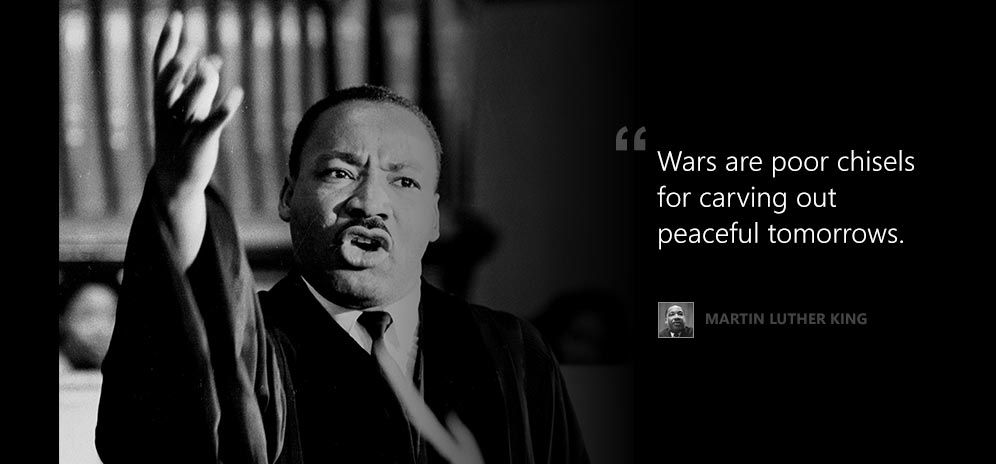 Inspiring Quotes From Martin Luther King Jr Pinterest King Jr