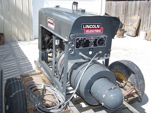 sa 200 lincoln sa 200 shorthood welder for sale in idaho. Black Bedroom Furniture Sets. Home Design Ideas