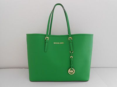 Leaf Green Michael Kors