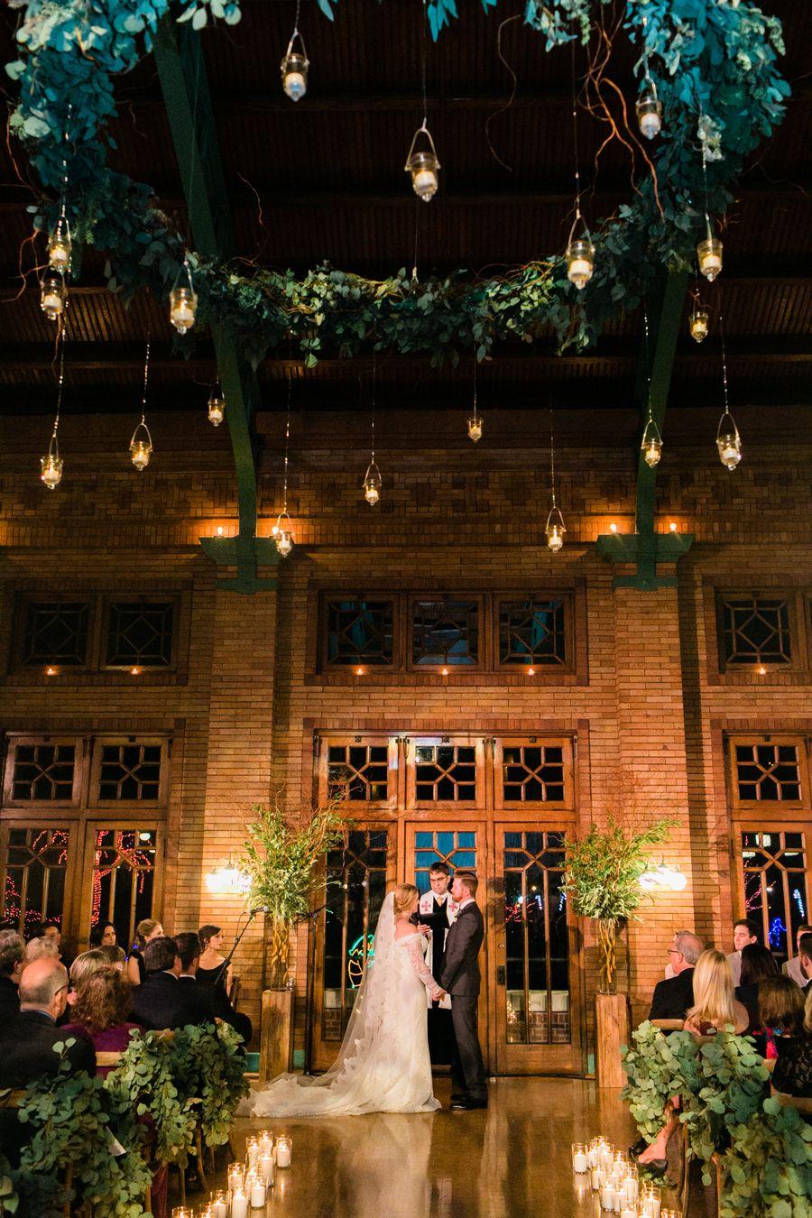 Winter Cafe Brauer Wedding Annie & Ryan Chicago wedding