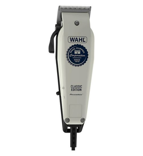 Guys need a haircut do it yourself with the wahl classic edition do it yourself with the wahl classic edition grooming gift solutioingenieria Gallery