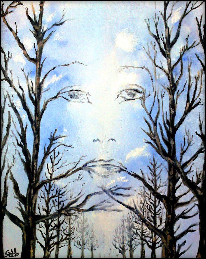 Illusion Art Nature S Illusions By Sabb Art Illusions