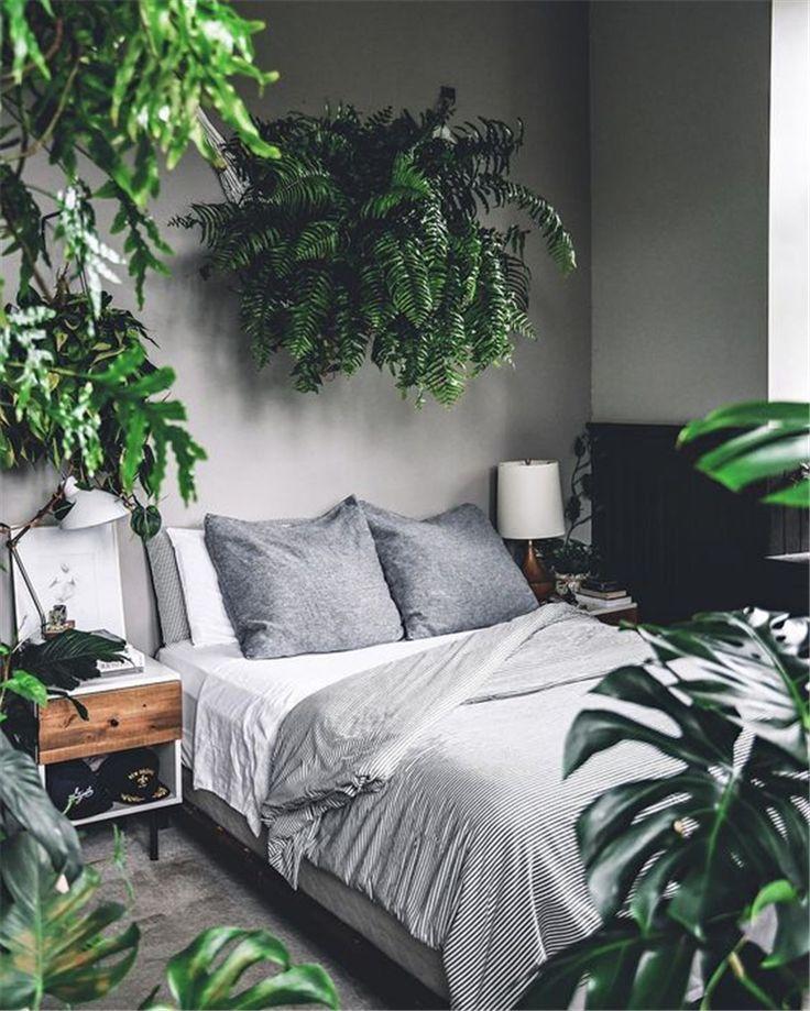 48 Schlafzimmer Dekor Faszinierende Ideen mit kleinem Budget für 2019 #bohobedroom