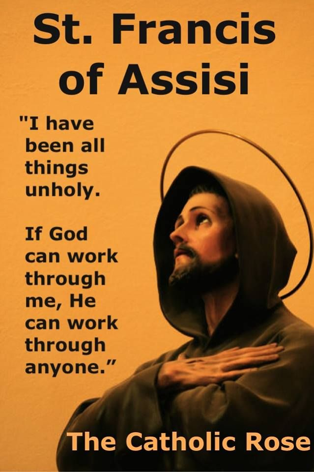 St Francis Of Assisi Quotes New Stfrancis Of Assisifaith  Pinterest  Saint Francis . Design Decoration