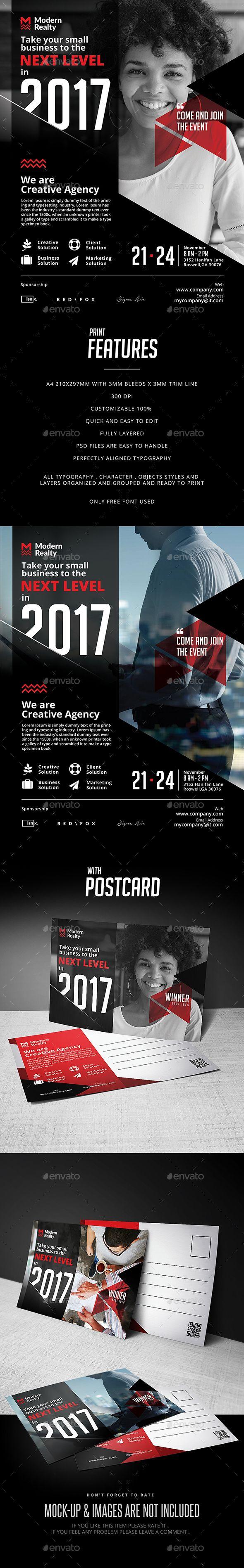 business workshop flyer