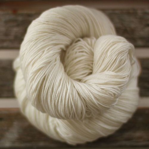 Undyed 2 Ply and Lace Yarns